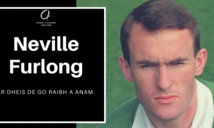 Former Irish International Neville Furlong has passed away
