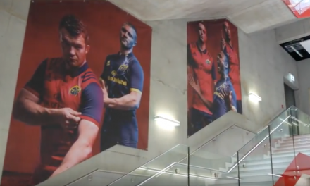 WATCH: Munster players & coaches discuss the benefits of the High Performance Centre