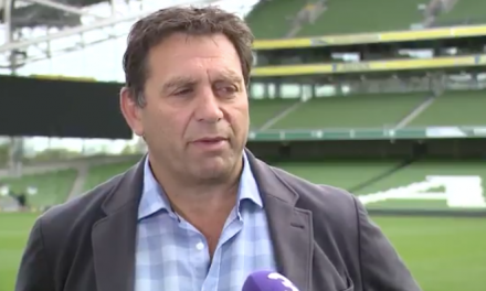 WATCH: David Nucifora confident Munster will announce new coach soon