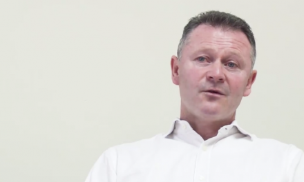 """WATCH: Part two of Ray O'Halloran's """"Once a Blue"""" Interview"""