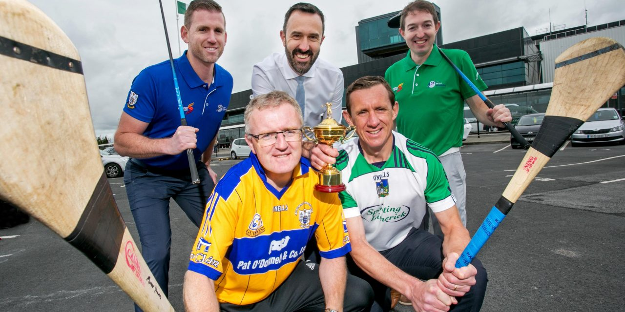 Ollie Moran speaks to Sporting Limerick about upcoming Shannon Airport Cup
