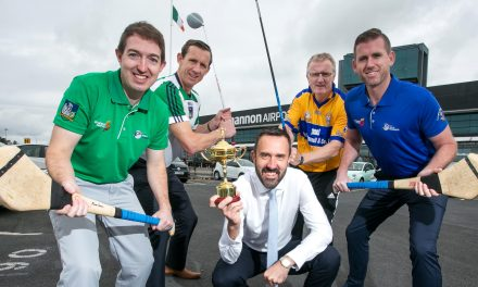 Clare V Limerick Golf Challenge in Costa del Sol with former Intercounty Hurlers
