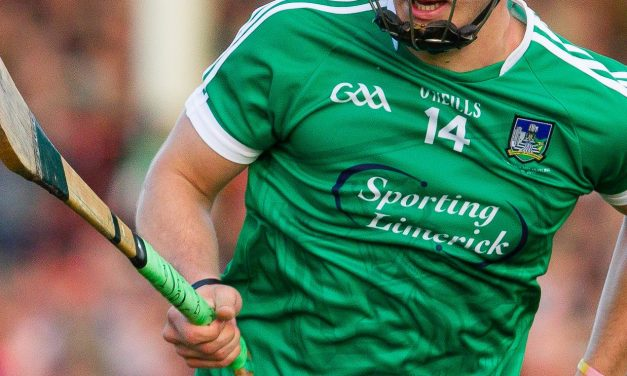 Listen – Tom Morrissey chats to Sporting Limerick at the UL GAA honours ceremony