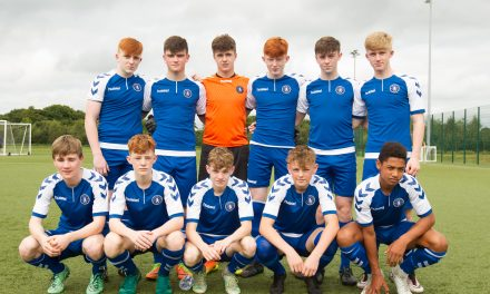 Successful weekend for Limerick FC underage sides