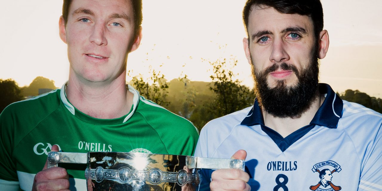 """Kilmallock Captain Liam Hurley – """"To lead your team on county final day it's every dream you can have. """""""