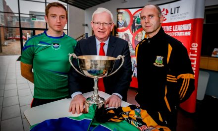 """Garryspillane manager Darren Hayes – """"To get over the semi-final hurdle was a big thing for us."""""""