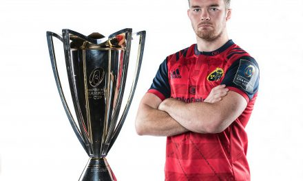 Munster name first Champions Cup XV of the season