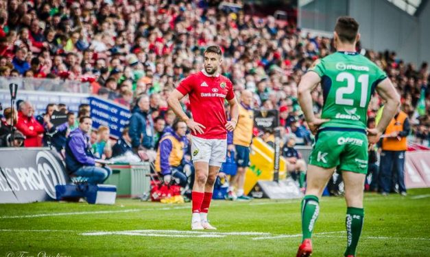 Conor Murray and Munster claim top Writers of Ireland awards
