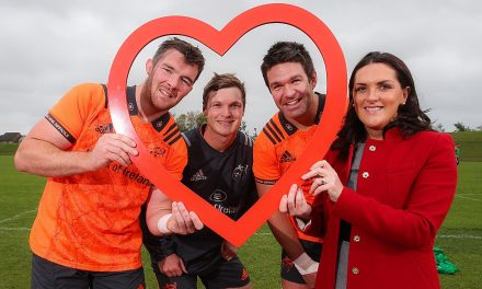 New charity partnership driving CPR awareness launched in memory of Anthony Foley