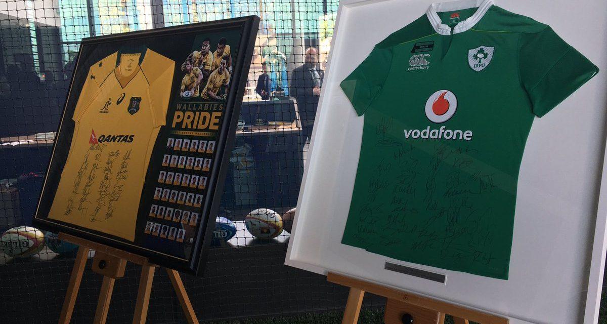 Ireland to face Australia in Three test series this summer