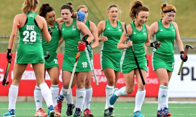 LISTEN: Limerick's Roisin Upton on Irish Hockey, funding and preparation for a World Cup