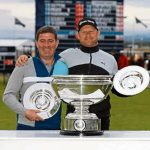 Kieran McManus, son of JP, and Jamie Donaldson win Alfred Dunhill Links