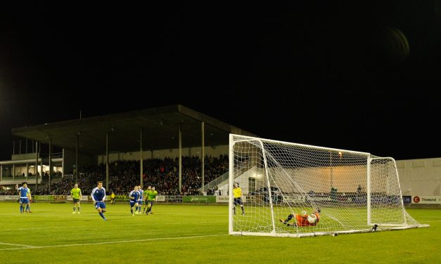 WATCH: Behind the goals for Rodrigo Tosi's crucial penalty against Drogheda