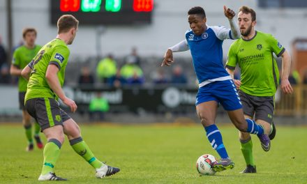 Limerick FC face Drogheda United looking to secure Premier Division football for 2018