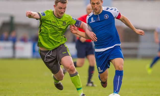 """WATCH: Limerick FC captain Shane Duggan discusses career in latest """"On the QT"""" interview series"""