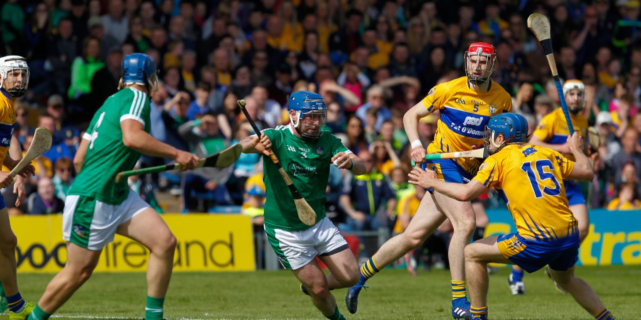 2018 Leinster and Munster Hurling Finals to take place on the same day