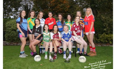 Record number of Clubs to contest Limerick Minor Ladies Football Championship