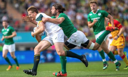 WATCH: Some of the Ireland Mens 7's best tries at Oktoberfest Sevens