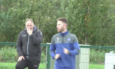 WATCH: Limerick FC in training ahead of crucial St Pats league tie