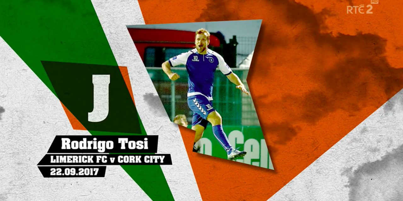 WATCH:Two Limerick Players nominated for Soccer Republic's Goal of the Month