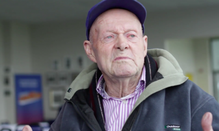 WATCH: Interview with Limerick FC fan / photographer Peter Quinn who passed away