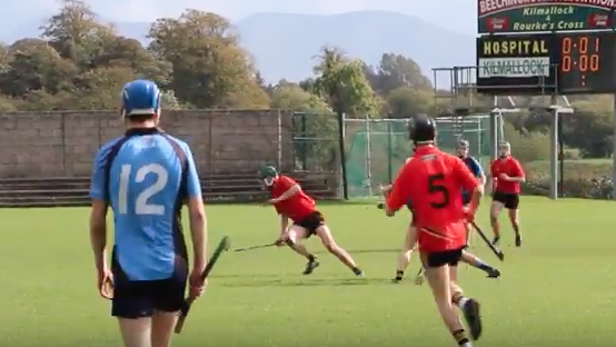 WATCH: Harty Cup Highlights of JTBCS and Coláiste Iósaef