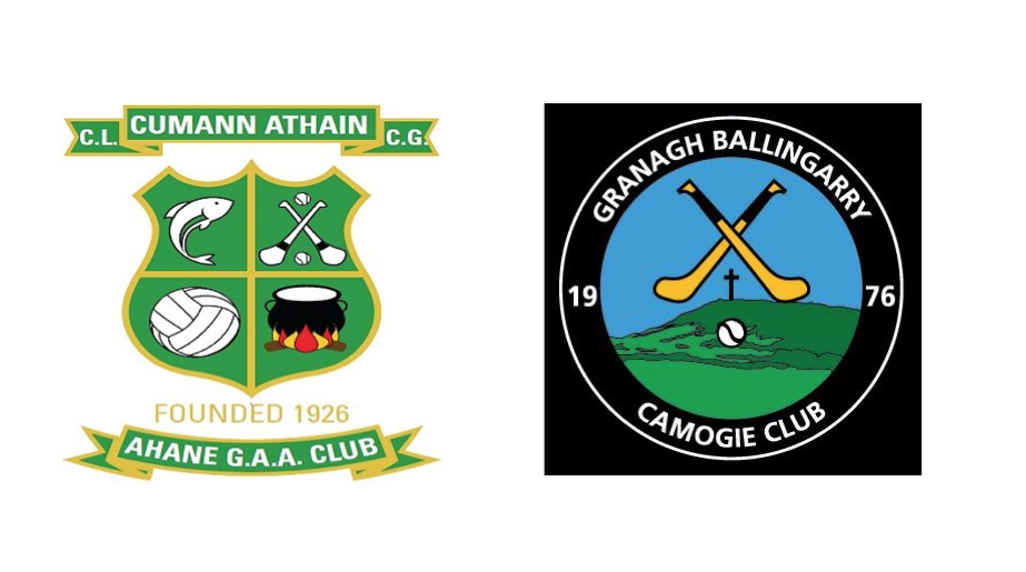 CAMOGIE: Ahane stand in the way of Granagh Ballingarry's drive for five