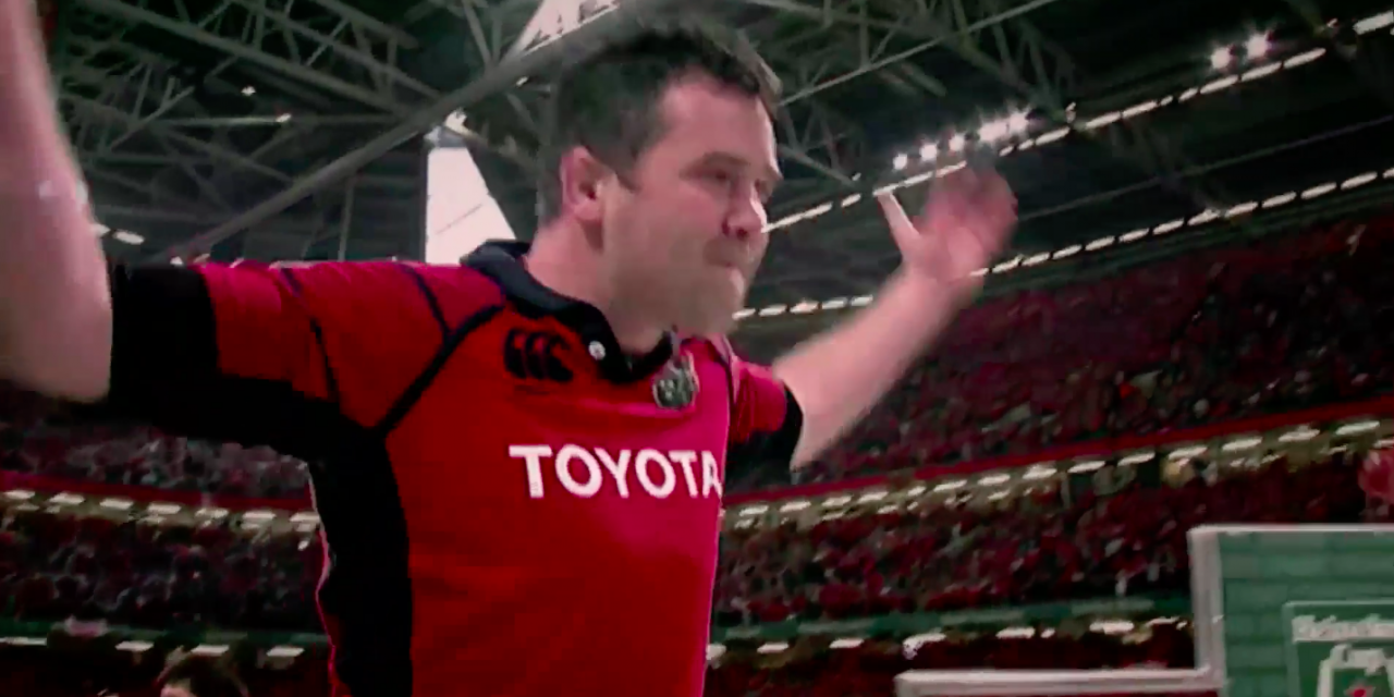 Anthony 'Axel' Foley documentary to air on Monday night