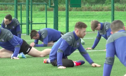WATCH: Limerick FC train ahead of Drogheda Utd clash