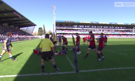 WATCH: Highlights of Munster's draw with Castres