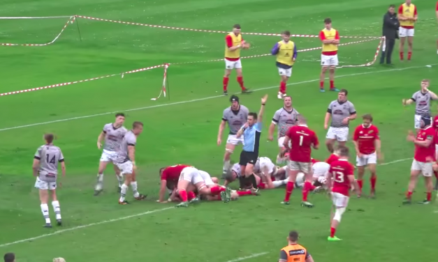 WATCH: Highlights from Munster 'A's win over Ospreys Select