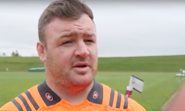 WATCH: Kilcoyne ready to do battle with Racing 92