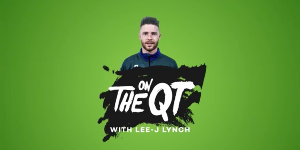 WATCH: Limerick FC's Lee J. Lynch answers some quickfire questions