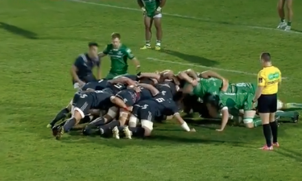 WATCH: Highlights of Munster's loss to Connacht at the Sportsground