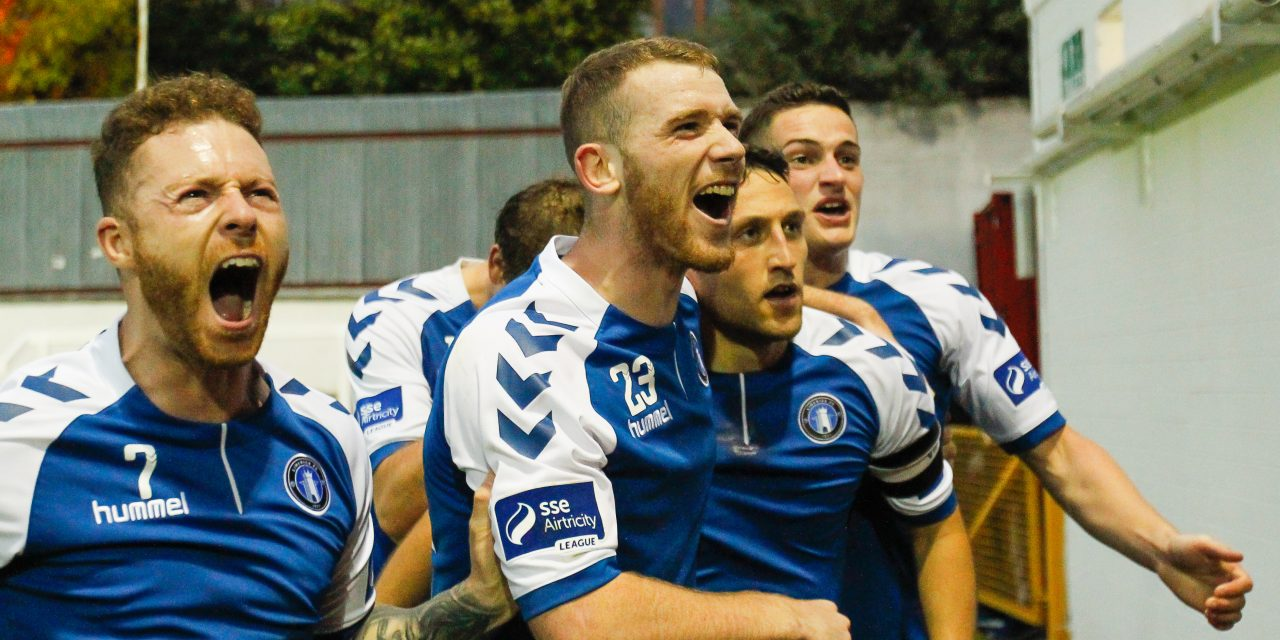 Limerick FC rescue a draw at the death in Richmond Park against St.Patricks Athletic