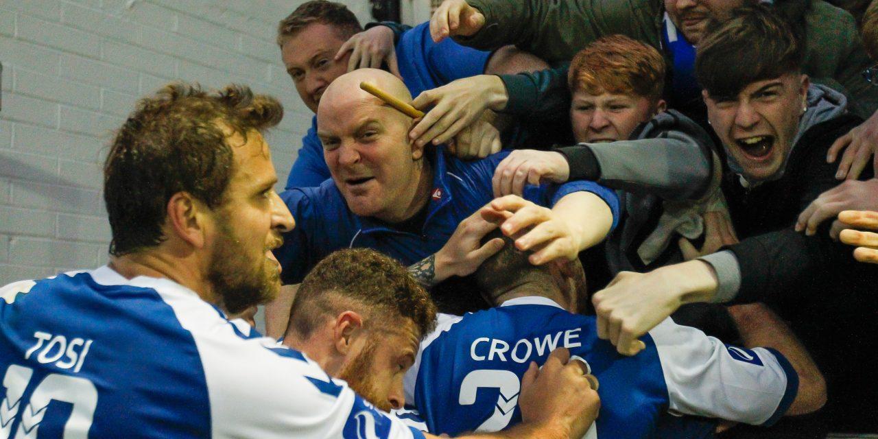 WATCH: Shane Duggan's crucial goal and post match reaction