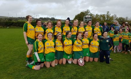 Templeglantine too strong for Granagh Ballingarry in Junior B camogie final