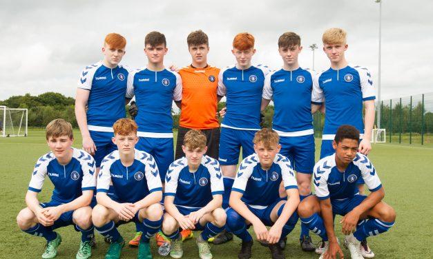 Limerick FC duo included in Republic of Ireland U15 squad