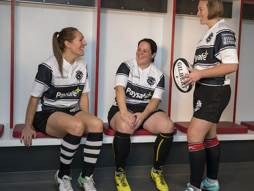 Fiona Coghlan one of seven Irish players included in first women's Barbarians squad
