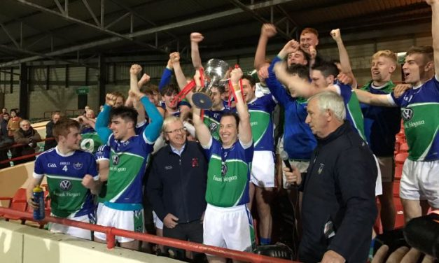 Murroe-Boher crowned Premier Intermediate Hurling Champions