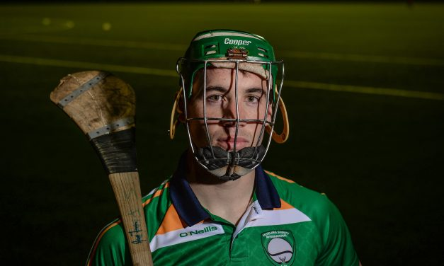 Sean Finn to captain Ireland U21 in Shinty-Hurling International