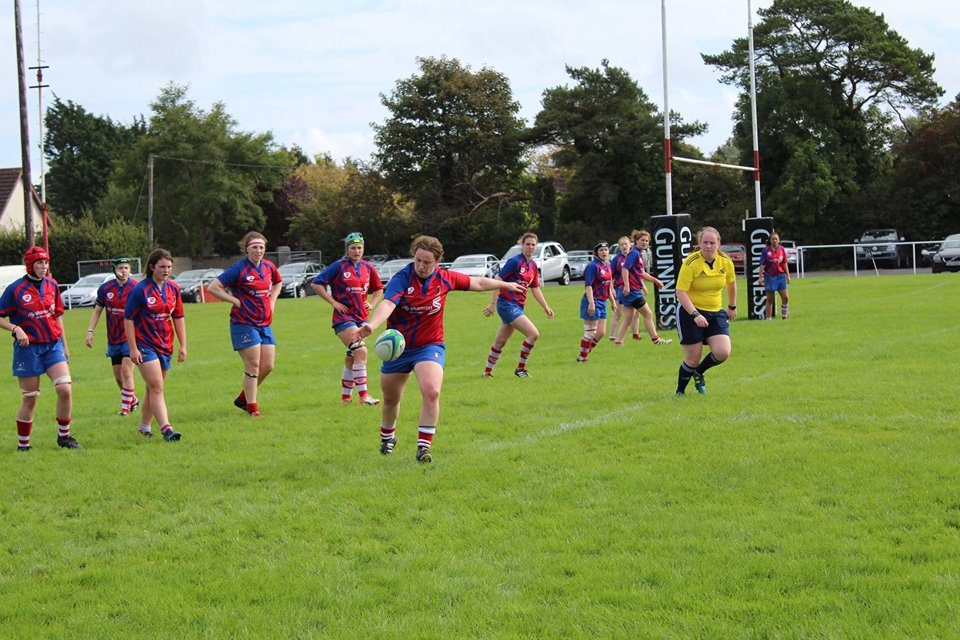 UL Bohemian march on in Women's AIL