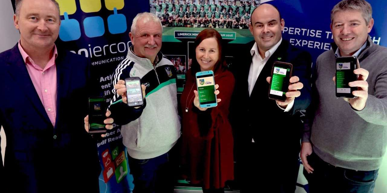 Limerick GAA launch app to keep supporters up to date
