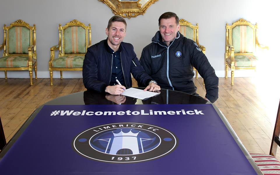 LISTEN: Limerick FC new signing Daniel Kearns looking to rediscover top form