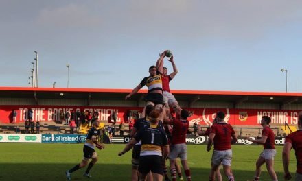 Another mixed weekend for Limerick sides in the AIL