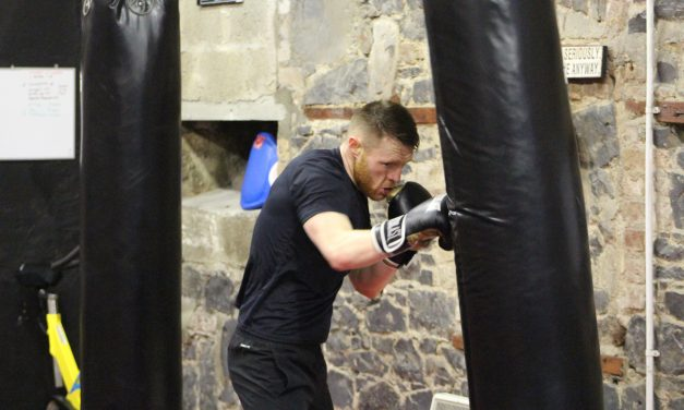 Watch – Graham McCormack O'Shea speaks to Sporting Limerick ahead of pro boxing debut