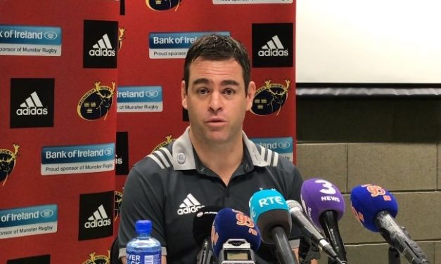 WATCH – Johann van Graan says Ulster clash good chance for players to put hand up for quarter-final place