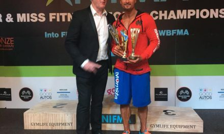 Limerick man Jason Kenny claims top prize at world fitness competition