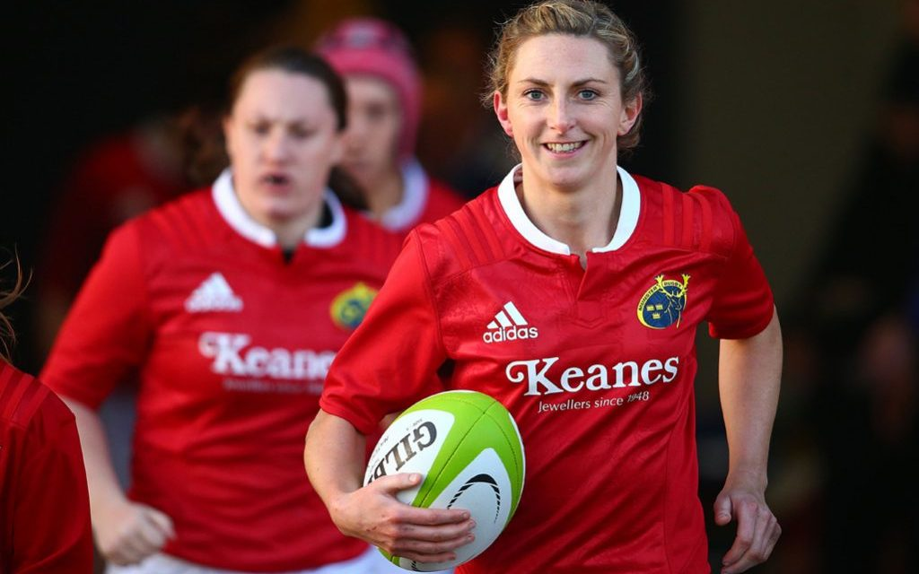 Laura Guest makes two changes to her Munster side for Ulster clash