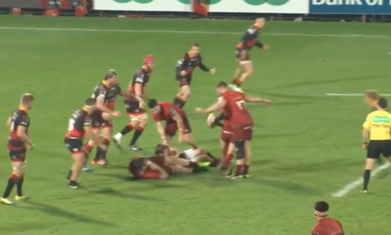 WATCH: Highlights of Munster's Pro14 victory over the Dragons